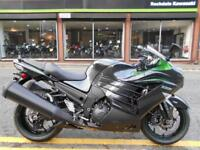 2018 KAWASAKI ZZR1400 ORDER YOUR 2018 BIKE TODAY FROM ROCHDALE KAWASAKI