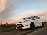 Ford Fiesta Metal Limited Edition 2012 132BHP 1.6