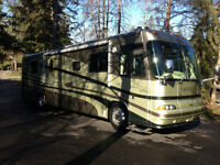 2004 Empress A 3905FB Diesel Pusher with Jeep Sahara