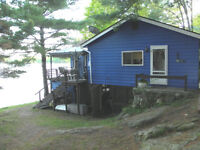 REDUCED Clean Weed Free Waterfront Cottage, Perth, Ontario