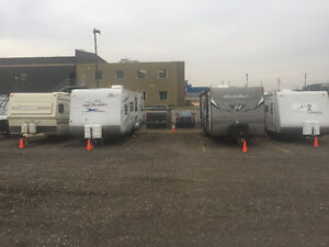 RV parking in south east Calgary Starting at $49 a month