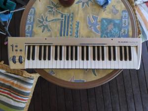 49 key midi controller keyboard