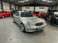 2003 Mercedes-Benz E Class E320 CDI AVANTGARDE Auto Saloon Diesel Automatic