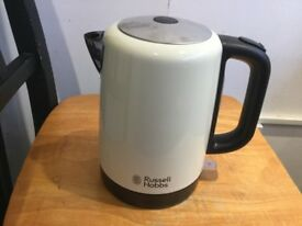 Russell Hobbs cream Electric kettle