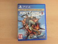 Just cause 3 Swap for another ps4 game!