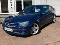 2008 MERCEDES CLC 220 2.1TD CDI AUTO SPORT~LOW MILES~SERVICE HISTORY~1 YEAR MOT