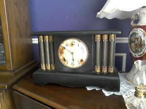 Nice Old Mantel Clock