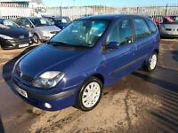 Renault Scenic 1.8 16v Fidji - 2003 - ONLY 113K - JUNE MOT - BARGAIN -