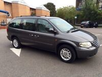 2005 Chrysler Grand Voyager LX CRD Auto