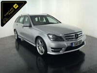 2011 MERCEDES-BENZ C220 SPORT CDI BLUE EFFICIENCY ESTATE SERVICE HISTORY FINANCE