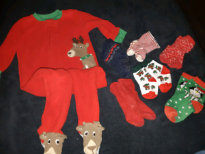 Size 18-24m xmas clothing