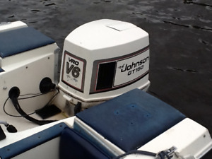 Great deal on Boat and motor