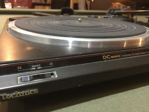 Technics SL-BD26 Turntable & Grado Black Cartridge