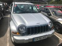 2007Jeep Cherokee 3.7 ( 201bhp ) 4X4 Auto Limited PERFECT DRIVE. LONG MOT.