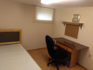 2 rooms in 3 bedroom apartment for rent for female McMaster stud