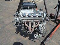 Honda Civic 1.6 16v complete engine