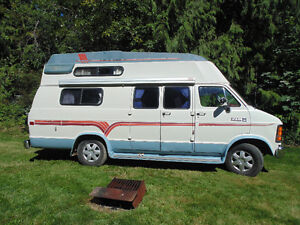 Doug the Campervan seeks New Family