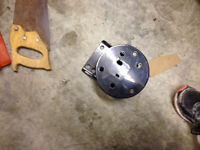 Spare Tire Bracket for Boat Trailer