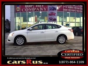 2013 Nissan Sentra S Free Unlimited Km Warranty