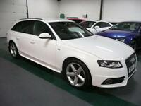 Audi A4 Avant 2.0TDI ( 170ps ) Special Edn 2011MY quattro S Line