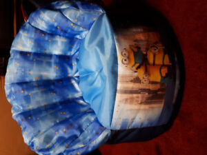 Minions beanbag chair.