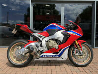 2017 Honda CBR1000R Fireblade SP2