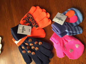 New! Osh kosh 2 pack of gloves Kitchener / Waterloo Kitchener Area image 3