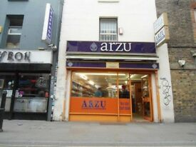 Large Retail Shop (High Street) on Brick Lane **TO LET** in Tower Hamlets E1