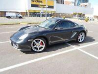 2006 Porsche Cayman 3.4 S Tiptronic S 2dr