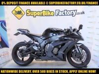 2012 12 KAWASAKI ZX-10R JCF 1000CC 0% DEPOSIT FINANCE AVAILABLE