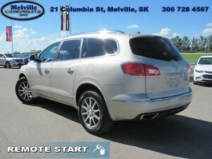 2013 Buick Enclave Leather  NEW TIRES*HEATED SEATS*TOW PKG Regina Regina Area image 4