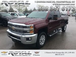 2016 Chevrolet Silverado 2500HD LT * DURAMAX * LEATHER  DURAMAX
