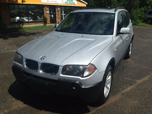 2005 BMW X3!! Financing!! Certified!!