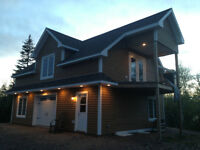 house/cottage located on Loon Lake 3 acres