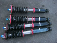 coil over adjustable for lexus gs 300,