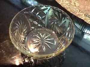 VINTAGE GLASS SERVING ITEMS.....SEVERAL STYLES Kitchener / Waterloo Kitchener Area image 3