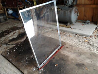 Snow Blowing Shield