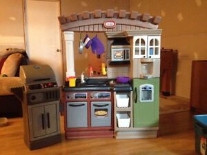 ''VENDU''   Cuisinette Little Tike