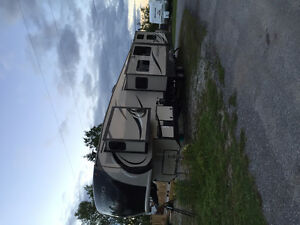 Durango 2500 fifth wheel