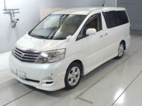 2008 (08) TOYOTA ALPHARD AS Platinum Selection ll 2.4 VVTi Automatic 8 Seats MPV