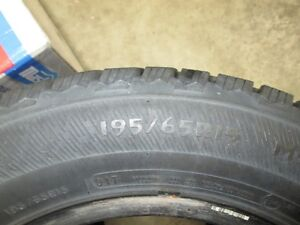 X-TREME AVALANCHE SNOW TIRES Kitchener / Waterloo Kitchener Area image 4