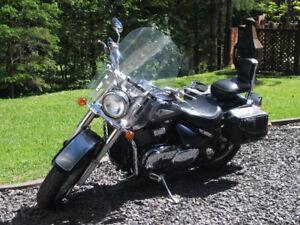 moto 2004 suzuki, négo.