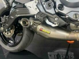 Kawasaki Z650 Performance extra's 2017 '67 plate