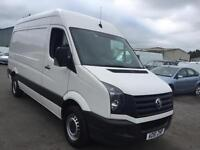 Volkswagen Crafter 2.0TDi ( 109PS ) CR35 MWB White 2012
