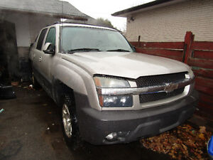 2004 Chevrolet Avalanche Pickup Truck **SOLD PPU***