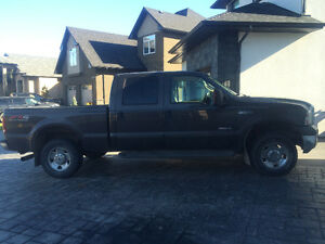 2005 Ford F-250 FX4 SuperDuty Pickup Truck