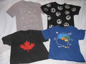 Boys Clothing size 8t-10t Lot of 11