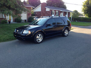 2005 Ford FreeStyle Limited Noir AWD