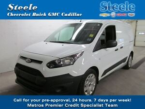 2014 Ford TRANSIT CONNECT XL 2.5L 4 Doors & Ladder Racks !!!