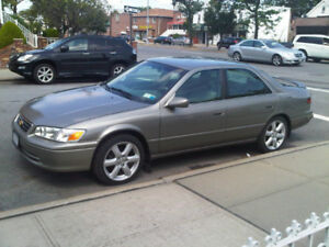 2001 Fully Loaded Toyota Camry